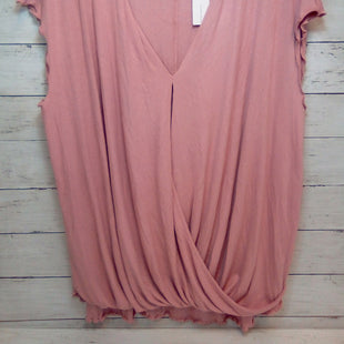 Primary Photo - BRAND: SATURDAY/SUNDAY STYLE: TOP SLEEVELESS COLOR: ROSE SIZE: L OTHER INFO: NEW! SKU: 216-21638-66805