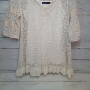 Primary Photo - BRAND: HAZEL STYLE: TOP LONG SLEEVE COLOR: OFF WHITE SIZE: S OTHER INFO: 2 PIECE SET SKU: 216-21638-66790