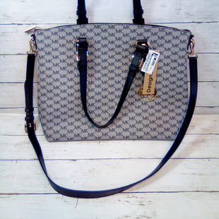 Primary Photo - BRAND: MICHAEL BY MICHAEL KORS STYLE: HANDBAG DESIGNER COLOR: GREY SIZE: LARGE OTHER INFO: JET SET MULTIFUNC. SATCHEL SKU: 216-21638-64452