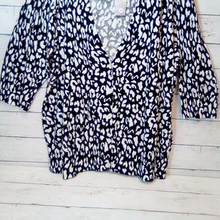 Primary Photo - BRAND: LANE BRYANT STYLE: SWEATER LIGHTWEIGHT COLOR: ANIMAL PRINT SIZE: 3X SKU: 216-21644-14310