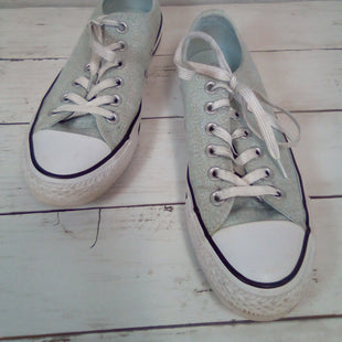 Primary Photo - BRAND: CONVERSE STYLE: SHOES ATHLETIC COLOR: SILVER SIZE: 7 SKU: 216-21612-84125
