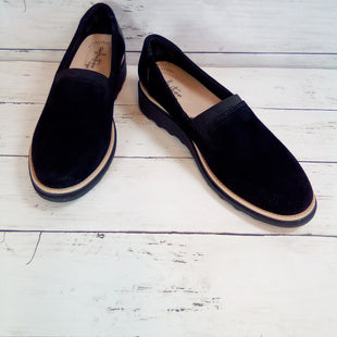 Primary Photo - BRAND: CLARKS STYLE: SHOES FLATS COLOR: BLACKOTHER INFO: FAUX SUEDE SIZE: 6.5 SKU: 216-21612-83642