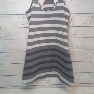 Primary Photo - BRAND: LULULEMON STYLE: ATHLETIC TANK TOP COLOR: STRIPED SIZE: S OTHER INFO: GREY SKU: 216-21612-87045
