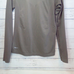 Primary Photo - BRAND: NIKE STYLE: ATHLETIC TOP COLOR: MULTI SIZE: M OTHER INFO: GREY/DARK GREEN SKU: 216-21695-26