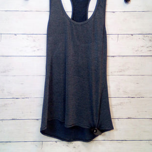 Primary Photo - BRAND: ATHLETA STYLE: ATHLETIC TANK TOP COLOR: STRIPED SIZE: XXS OTHER INFO: BLK/WHITE SKU: 216-21612-84919