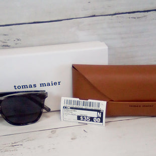 Primary Photo - BRAND:  TOMAS MAIERSTYLE: SUNGLASSES COLOR: CHARCOAL OTHER INFO: TOMAS MAIER - TM0002S SKU: 216-21638-65063