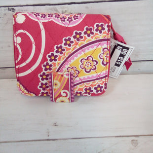 Primary Photo - BRAND: VERA BRADLEY STYLE: WALLET COLOR: FLORAL SIZE: MEDIUM OTHER INFO: PINK BASE SKU: 216-21638-64829