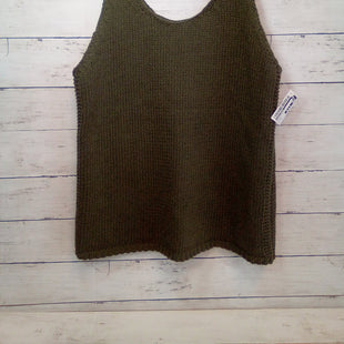 Primary Photo - BRAND: LUCKY BRAND STYLE: TOP SLEEVELESS COLOR: FOREST SIZE: M SKU: 216-21671-410