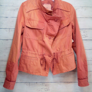 Primary Photo - BRAND: ANTHROPOLOGIE STYLE: BLAZER JACKET COLOR: ORANGE SIZE: S OTHER INFO: NEW!   HEI HEI SKU: 216-21612-87280
