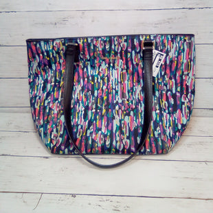 Primary Photo - BRAND: VERA BRADLEY STYLE: TOTE COLOR: MULTI SIZE: MEDIUM OTHER INFO: PURPLE/PINK/BABY BLUE/YELLOW SKU: 216-21612-84968