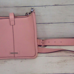 Primary Photo - BRAND: REBECCA MINKOFF STYLE: HANDBAG DESIGNER COLOR: PINK SIZE: SMALL OTHER INFO: LEATHER CROSSBODY SKU: 216-21612-86739