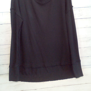 Primary Photo - BRAND: WE THE FREE STYLE: TOP LONG SLEEVE COLOR: BLACK SIZE: S SKU: 216-21612-87849