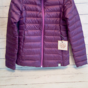 Primary Photo - BRAND: REI STYLE: JACKET OUTDOOR COLOR: PURPLE SIZE: XS OTHER INFO: NEW!  DOWN/FILLED PUFFER SKU: 216-21612-85175