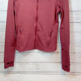 Primary Photo - BRAND: UNDER ARMOUR STYLE: ATHLETIC JACKET COLOR: RED SIZE: XS SKU: 216-21612-87757