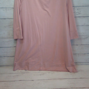 Primary Photo - BRAND: EILEEN FISHER STYLE: TUNIC LONG SLEEVE COLOR: ROSE SIZE: M SKU: 216-21612-87995