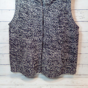 Primary Photo - BRAND: EILEEN FISHER STYLE: VEST COLOR: GREY SIZE: 2X SKU: 216-21612-82551
