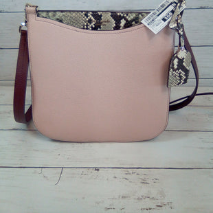 Primary Photo - BRAND: KATE SPADE STYLE: HANDBAG COLOR: LIGHT PINK SIZE: MEDIUM OTHER INFO: MARGAUX CROSSBODY SNKPRNT SKU: 216-21638-64830