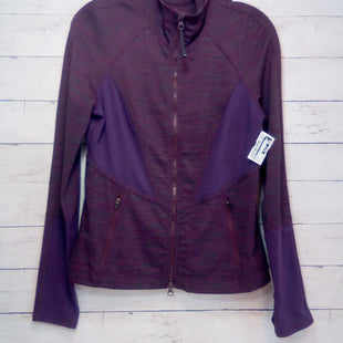 Primary Photo - BRAND: ZELLA STYLE: ATHLETIC JACKET COLOR: PURPLE SIZE: M SKU: 216-21638-66509