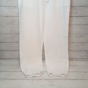 Primary Photo - BRAND: CLOTH AND STONE STYLE: PANTS COLOR: WHITE SIZE: 12 SKU: 216-21612-85510