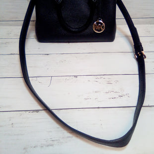 Primary Photo - BRAND: MICHAEL KORS STYLE: HANDBAG DESIGNER COLOR: BLACK SIZE: SMALL OTHER INFO: CAMILLE PEBBLED SATCHEL/CB SKU: 216-21638-66769