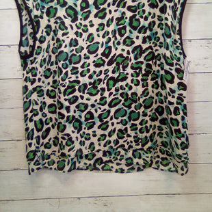 Primary Photo - BRAND: CABI STYLE: TOP SLEEVELESS COLOR: LEOPARD PRINT SIZE: S SKU: 216-21612-87957