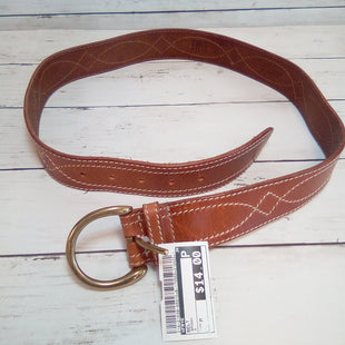 Primary Photo - BRAND: FRYE STYLE: BELT COLOR: BROWN SIZE: M SKU: 216-21638-65915