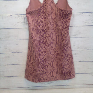 Photo #1 - BRAND: LULULEMON STYLE: ATHLETIC TANK TOP COLOR: SNAKESKIN PRINT SIZE: M SKU: 216-21612-87598