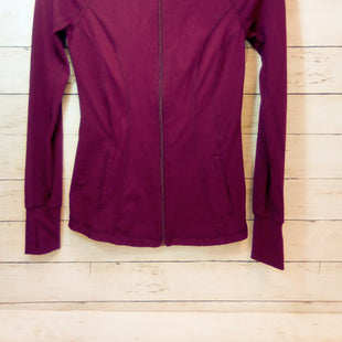 Primary Photo - BRAND: 90 DEGREES BY REFLEX STYLE: ATHLETIC JACKET COLOR: RASPBERRY SIZE: XS SKU: 216-21612-87745