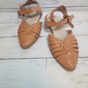 Primary Photo - BRAND: RESTRICTED STYLE: SHOES FLATS COLOR: TAN SIZE: 7 SKU: 216-21638-64844