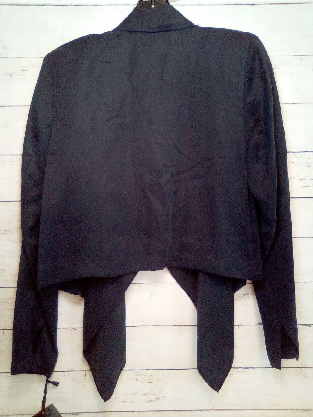 Photo #1 - BRAND: WORTH NY <BR>STYLE: BLAZER JACKET <BR>COLOR: BLACK <BR>SIZE: XS <BR>OTHER INFO: NEW! <BR>SKU: 216-21612-86508