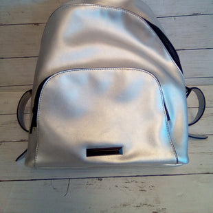 Primary Photo - BRAND:  KENDALL + KYLIESTYLE: BACKPACK COLOR: SILVER SIZE: MEDIUM OTHER INFO: KENDALL + KYLIE - SKU: 216-21612-86054