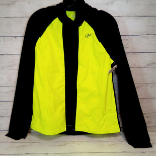 Primary Photo - BRAND:  PERFORMANCESTYLE: ATHLETIC JACKET COLOR: MULTI SIZE: XL OTHER INFO: PERFORMANCE - BLK/YELLOW SKU: 216-21644-14561