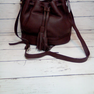 Primary Photo - BRAND: TALBOTS STYLE: HANDBAG LEATHER COLOR: BROWN SIZE: SMALL OTHER INFO: CROSSBODY SKU: 216-21612-84967