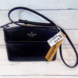 Primary Photo - BRAND: KATE SPADE STYLE: HANDBAG DESIGNER COLOR: BLACK SIZE: SMALL SKU: 216-21695-59