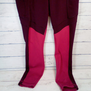 Primary Photo - BRAND: ATHLETA STYLE: ATHLETIC PANTS COLOR: MULTI SIZE: 4 OTHER INFO: PLUM/PINK SKU: 216-21612-83462