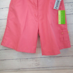 Primary Photo - BRAND:    CLOTHES MENTOR STYLE: ATHLETIC SHORTS COLOR: CORAL SIZE: 8 OTHER INFO: SUSAN WHITMORE - NEW! PETITE GOLF SKU: 216-21638-66026