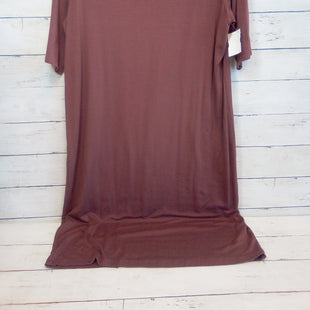 Primary Photo - BRAND: EILEEN FISHER STYLE: DRESS SHORT SHORT SLEEVE COLOR: MAUVE SIZE: M SKU: 216-21612-88019
