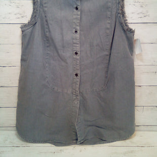 Primary Photo - BRAND: FREE PEOPLE STYLE: TOP SLEEVELESS COLOR: GREY SIZE: M SKU: 216-21612-88225