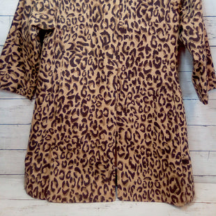 Primary Photo - BRAND: CABI STYLE: BLAZER JACKET COLOR: LEOPARD PRINT SIZE: XS SKU: 216-21644-14939