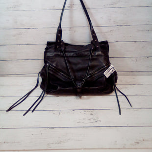 Primary Photo - BRAND: BOTKIER STYLE: HANDBAG LEATHER COLOR: BLACK SIZE: LARGE SKU: 216-21612-79661