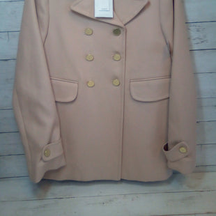 Primary Photo - BRAND: GAP STYLE: COAT SHORT COLOR: DUSTY PINK SIZE: M OTHER INFO: NEW! SKU: 216-21612-86584