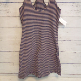 Primary Photo - BRAND: LULULEMON STYLE: ATHLETIC TANK TOP COLOR: STRIPED SIZE: S SKU: 216-21671-240