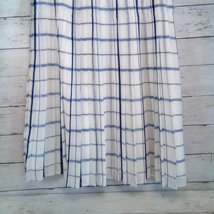 Primary Photo - BRAND: ANN TAYLOR STYLE: SKIRT COLOR: PLAID SIZE: 4 OTHER INFO: NEW! WHITE BASE SKU: 216-21638-65075