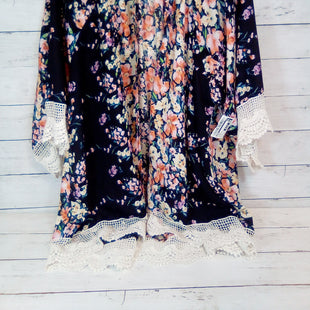 Primary Photo - BRAND: UMGEE STYLE: COVERUP COLOR: FLORAL SIZE: S OTHER INFO: BLACK BASE SKU: 216-21638-64898