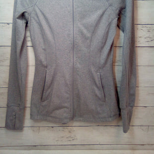 Primary Photo - BRAND: 90 DEGREES BY REFLEX STYLE: ATHLETIC JACKET COLOR: GREY SIZE: XS SKU: 216-21612-87744