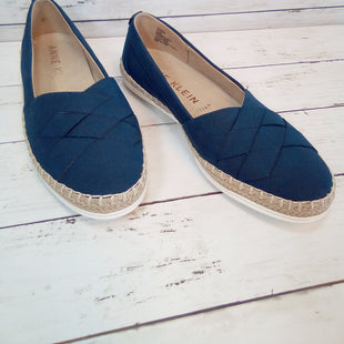 Primary Photo - BRAND: ANNE KLEIN O STYLE: SHOES FLATS COLOR: NAVY SIZE: 8.5 SKU: 216-21612-81754