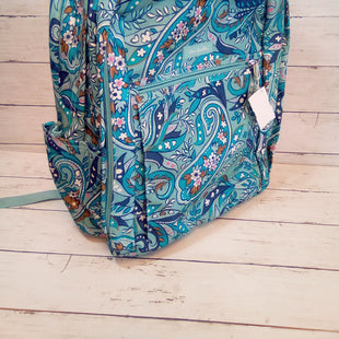 Primary Photo - BRAND: VERA BRADLEY STYLE: BACKPACK COLOR: FLORAL SIZE: LARGE OTHER INFO: BLUES-LIGHTEN UP TRAVEL SKU: 216-21638-65953