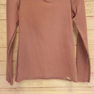 Primary Photo - BRAND: PATAGONIA STYLE: ATHLETIC TOP COLOR: STRIPED SIZE: S OTHER INFO: PURPLE/WHITE SKU: 216-21695-332
