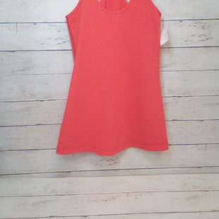Primary Photo - BRAND: LULULEMON STYLE: ATHLETIC TANK TOP COLOR: STRIPED SIZE: S OTHER INFO: ORANGE SKU: 216-21612-87049