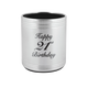 Birthday Stainless Steel Can Cooler